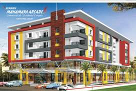 Shops starting from 10,00,000, Kemmale Mahamaya Arcade,katapady