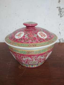 Baskom/yempat sayur antik