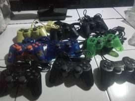 stik ps2/3 dan isi game ps2 ps3 psp pc lectop hp nitendo