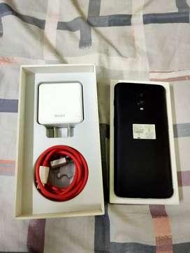 OnePlus 6t 8gb ram 256 gb inbuilt