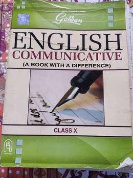 Communicative English guide (10 th std) CBSE