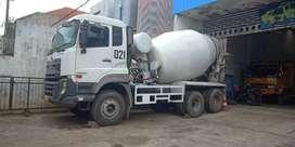 UD truck quester mixer thn 2017 cwe 280 siap kerja canter hino truk
