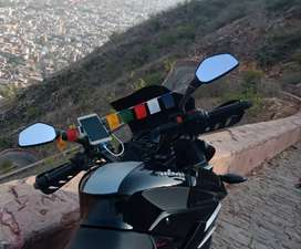 Bajaj pulsar 200 adventure Sports best for travellers small packed