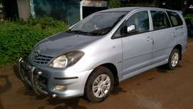 Toyota Innova in good condition for sale