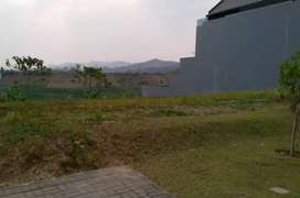 Tanah kavling view danau dan lembah kota baru Parahyangan