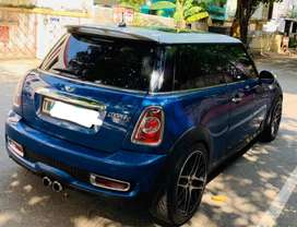 Mini Cooper S 3-Door, 2013, Petrol
