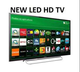 Big special discount sale offer 55' 4k full UHD LED TV with Bluetooth