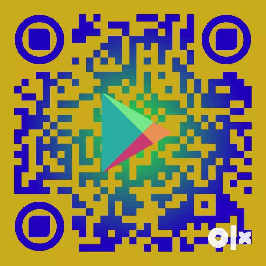 Hii friends I am a QR Code expert and I make your Qr code of your app 0