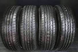 195/65R15 Dunlop Japani tyres set 9/10 lockdown offer no fault