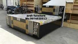 Ad0096 dubbel bed plywood 6x5