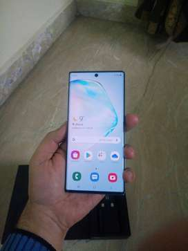 SAMSUNG NOTE 10 Brand New AURA GLOW, 8GB RAM, 256GB Storage