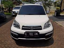 TDP 5 JUTA SAJA - Daihatsu Terios TX 1500 cc Matic 2014 Putih - KEREN