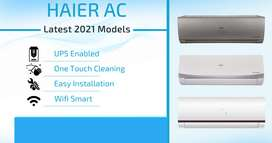 DC Inverter AC  1.5 Ton Hot and Cool