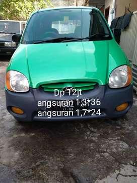 Hyundai Atoz A/T bagus dp 12jt