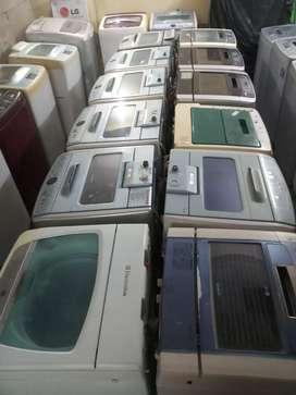 01 Year Warranty on Fully Automatic Washing Machines.