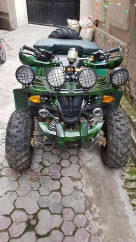 Quad bike in gujrat