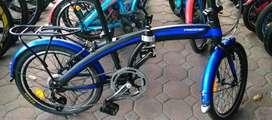 Sepeda Lipat 20inch Pasific 2980 Second Mulus