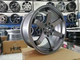 VELG HSR TOKYO R16X7 H8X100-114 SMG