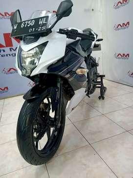 Kawasaki ninja 250 mono abs 2014