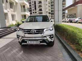 Toyota Fortuner 4x2 Automatic, 2018, Petrol