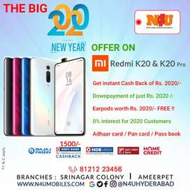 Mi K20 now available at N4U with attractive 2020 new year deals