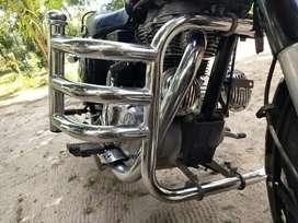 Good condition. Insurance thernnu. Standard 350. steel crash guard