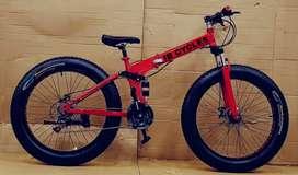 NEW FATTYER CYCLE 21 SHIMANO GEARS
