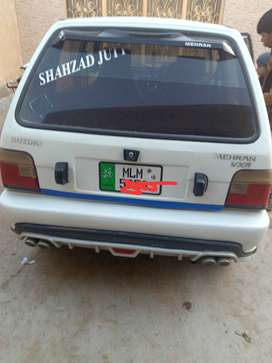 Mehran 2006 model lush condition ac and heater Chalo tyre new aly rim