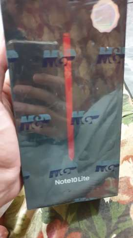 BRAND new Galaxy Note 10 Lite sealed Pack