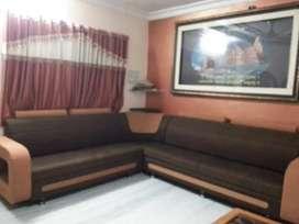 New branded sofa