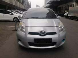 Promo Dp 3 Juta!!! Toyota Yaris 1.5 E Manual 2008 Silver