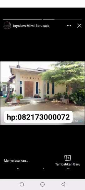 Dijual rumah di Payakumbuh