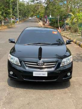 Best condition Altis 2010 with Cng and no issue in car just buy