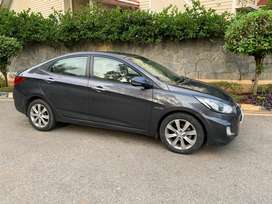Hyundai Verna Fluidic 1.6 CRDi SX Opt Automatic, 2012, Diesel
