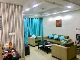 3 Bhk super furnished flat on rent