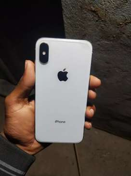 X 64 gb only iPhone 8 month use