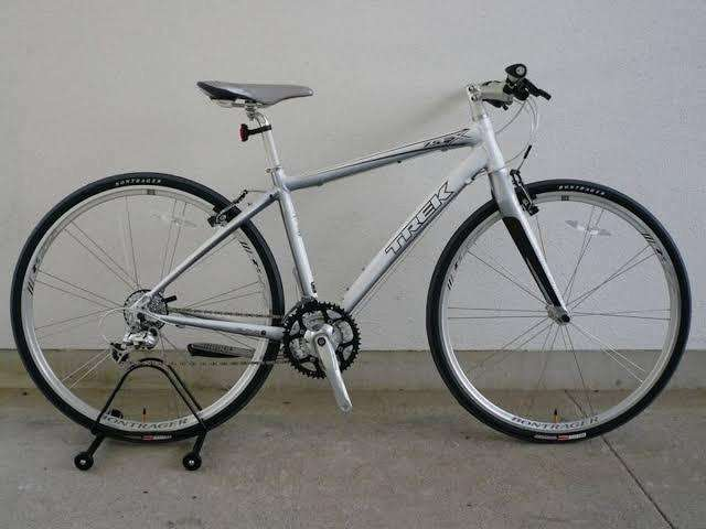 Trek bicycle import from us