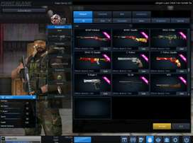 Akun Point Blank Zepetto Full Title