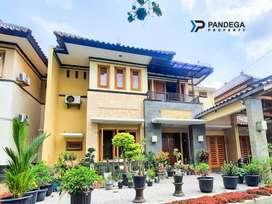 Rumah Mewah di Perum Elite Plus Perabotan Dekat Amplaz, UPN, Atmajaya