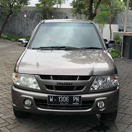 Isuzu Panther LS Turbo tahun 2005 manual