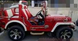 Thar modified mahindra Di jeep