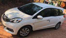 Honda Mobilio 2014 Diesel Well Maintained