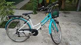 Sepeda Polygon Sierra mulus 98%