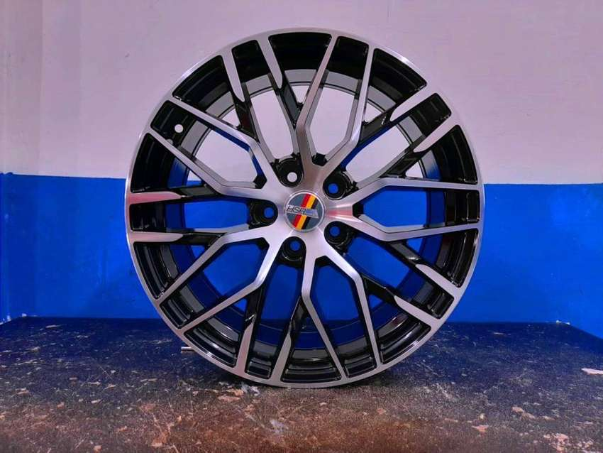 Kredit Velg Mobil Mercy, Innova, Mini Clubman Ring 18 HSR 0