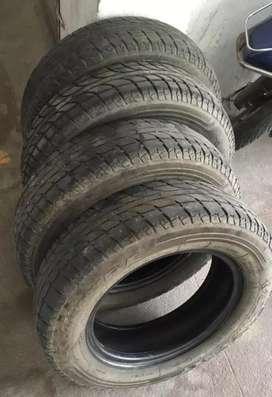 Wagon R Tyres 145/80 R13 JK Tyres
