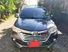 Toyota Avanza Manual Tahun 2018 1.3G Grey N Istimewa
