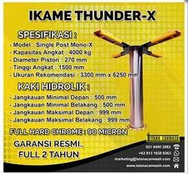 Ikame Hidrolik Thunder X