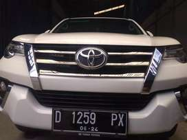 Fortuner VRZ AT Dahsyat