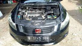 Honda Acord 2008 Antik Hitam KM 110rb Silakan datang Kerumah