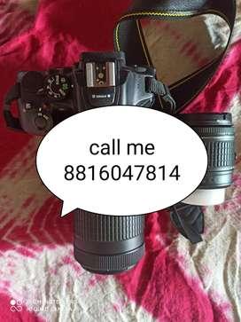 Nikon lenses and
